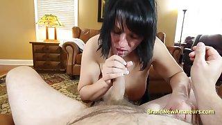 Booty MILF Bobbi hot porn video