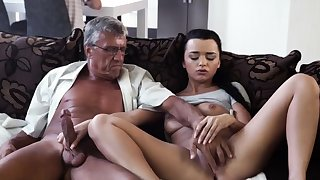 Daddy fucks his girl What would you prefer - computer or