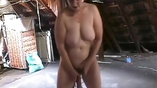 We Jerk Off Together Until She Swallows It