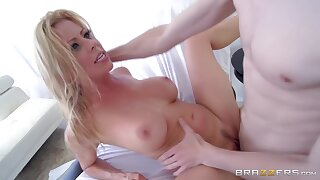 Jordi El Nino Polla And Alexis Fawx In Hot Busty Milf Spreads Buttocks Wide Open For A Guy Half Her Age