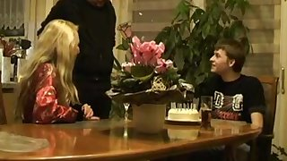 Confessor Let's Mommy Gargle and Screw Sonny For His Bday