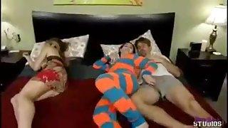 Molly Jane in plumbing Parent while Nurturer Sleeps
