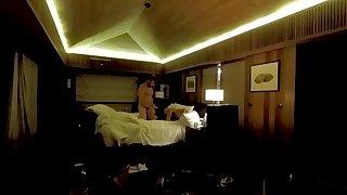 cramped cam porn sheet in hotel