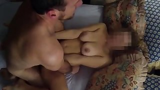 Cum as lube on lay tie the knot