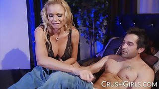 Big tit Briana Banks gets a good bonking